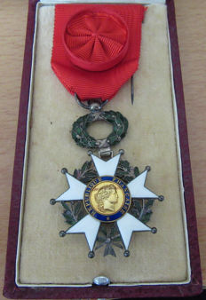 Medal of the Legion of Honour - France