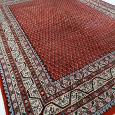 "Mir – 347 x 245 cm – ""Large oriental carpet in beautiful condition"""