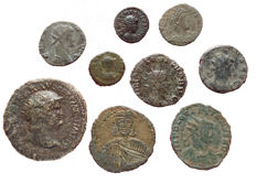 Roman Empire - Set of 9 AE specimens