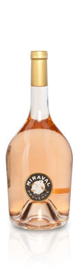 2016 - Chateau Miraval Rose AC – Jolie / Pitt & Perrin -1 bottles of 300 cl.