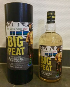 Big Peat The Green Welly Stop - Limited Edition 2017