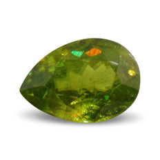 Sphene - 3.17 ct