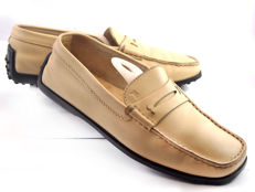 Tod's moccasin loafers