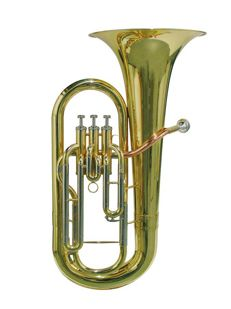 Belcanto Euphonium in B♭ with Monel valves and luxurious case