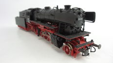 "Roco H0 - 4120A - Heavy passenger steam locomotive with trailing tender BR 23 ""Hannover"" WM 80 of the DB"