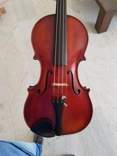 Maurice Mermillot violin from 1896