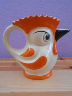 Ditmar Urbach - Chicken Art Deco Vase
