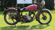 New Imperial - Model 46 De Luxe - 350cc OHV - 1937