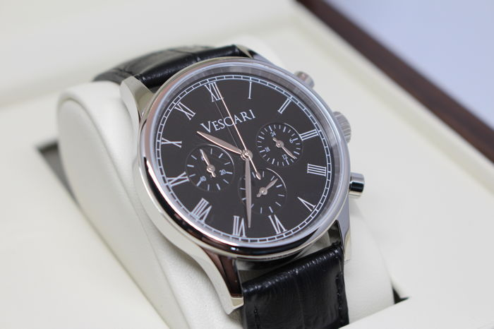 Heritage Chronograph Limited Edition – VSC-01SB – Men's – 2011–present
