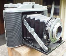Old camera AGFA ISOLETTE II from 1950