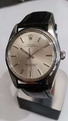 Rolex Oyster Perpetual - Men's wristwatch - 1968
