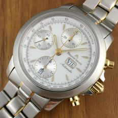 Maurice Lacroix — Automatic Chronograph Steel Gold Top Condition — Hombre — 2000 - 2010
