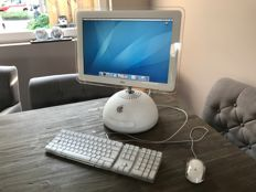 Apple iMac 4G - 1Ghz - 1,25 GB Ram - 133 MHz - Year 2003 - 17""