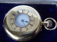 J.D. Fisher Lincoln.--- pocket watch.--- ref 251 — Men — ca 1880