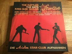 Die Ariola Star-club aufnahmen with The Rattles, King Size Taylor, The Roadrunners etc.