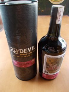 Guyana Rum - Versailles Pot Still - 12 year old - Kill Devil Collection