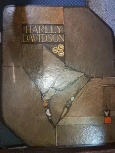 Harley Davidson coffee table - Studio Stam Amsterdam