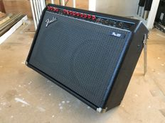 "Fender Pro 185 150W ""Red Knob"" solid state 12"" Twin"