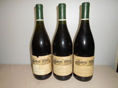 1988 Robert Mondavi Winery Chardonnay Napa Valley California     -3 bottles 75cl