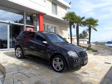 Mercedes-Benz - ML-Klasse 63 AMG V-Max Performance - 2009