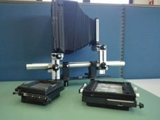 Sinar P 20-25 / 2000 with 4x5 inches transformation (13-18)