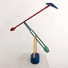 Stilplast - Rare coloured table lamp