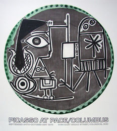 Pablo Picasso - Picasso at Pace/Columbus - 1978