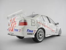 BMW Motorsports - 1/18 BMW 230d Touring Race Car, Winner of the 24 Hour-Race at the Nürburgring in 1998