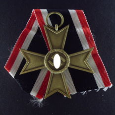 War Merit Cross 2 class without swords, KVK 2 3rd Reich