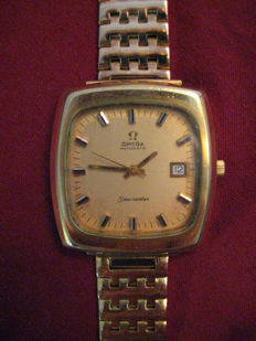 Omega Seamaster - men`s wristwatch - 1960s