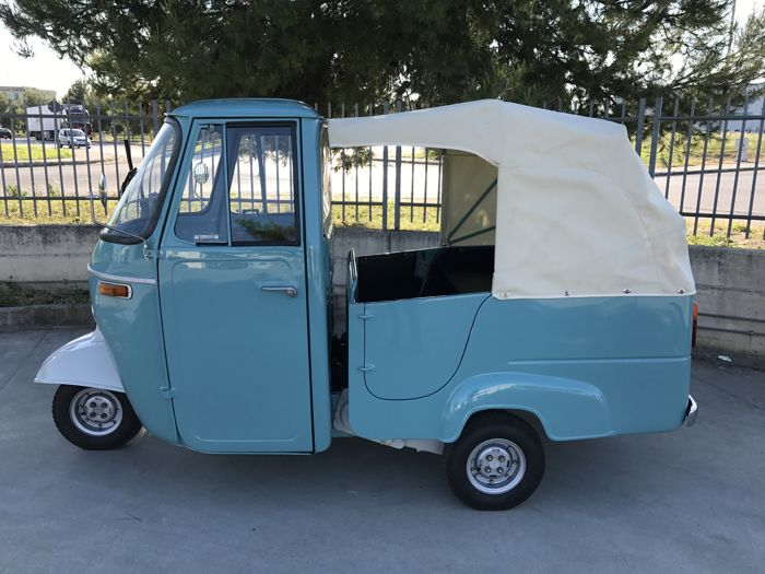 piaggio ape calessino 170cc 1968 catawiki. Black Bedroom Furniture Sets. Home Design Ideas