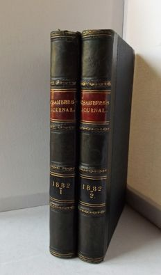 W & R Chambers - Chambers's Journal of Popular Literature - 1882