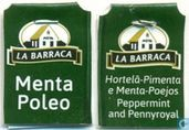 Tea bags and Tea labels - La Barraca - Menta Poleo