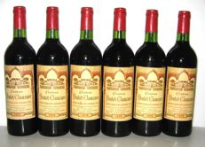 1976 Château Pontet-Clauzure, Grand Cru de Saint-Emilion - Lot of 6 bottles