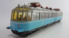 Roco H0 - 43525 - Glass train series 491 with figures and interior lighting of the DB