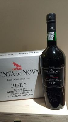 "2011 Late Bottled Vintage Port Quinta do Noval ""unfiltered"" – 6 bottles"