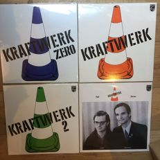 Great collection of Kraftwerk || 4 LP's || Mint condition