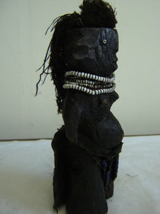 "Old fertility doll ""IKOKU""- TURKANA - Tanzania"