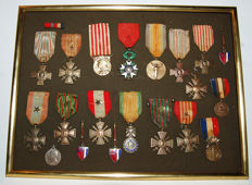 Military medals 1914-1945
