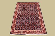 Hand-knotted Persian carpet, Sarough, approx. 150 x 100 cm
