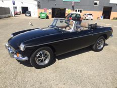 MG - MGB overdrive - 1977 - Elegant classic Roadster in superb condition