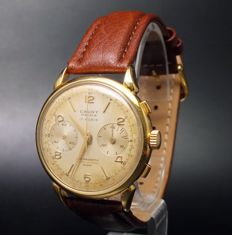Cauny Prima brand – Chronograph model – Men's watch – from the 50s