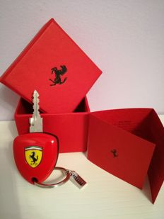 Ferrari Keyring