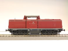 Roco H0 - From set 51268 - Diesel locomotive BR212 of the DB