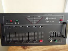 Stereo Mixer / EQ - JB systems - NEW SA-100