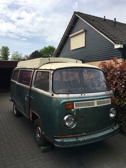 Second hand T2 Camper in Ireland | 52 used T2 Campers