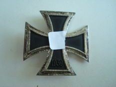 Iron Cross 1 with expertise