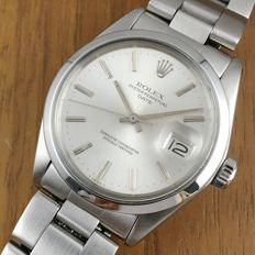 Rolex — Rolex Oyster Perpetual Date Top Condition - Men's Watch — Hombre