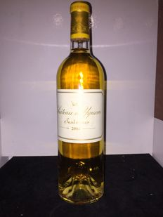 2004 Chateau d'Yquem, Sauternes - 1 bottle (75cl)