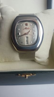 Mido -wristwatch men's - 1970's